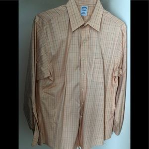Brooks Brothers Button Down SlimFit  Shirt